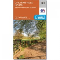 Explorer 181 Chiltern Hills North