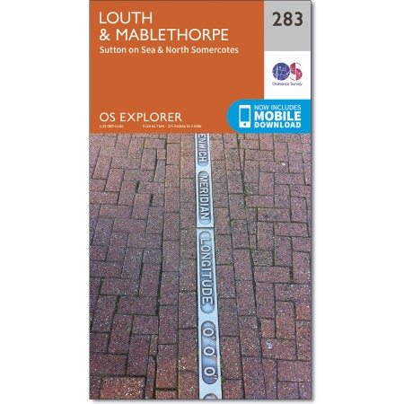 Explorer 283 Louth & Mablethorpe