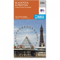Explorer 286 Blackpool & Preston