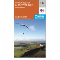 Explorer 143 Warminster & Trowbridge