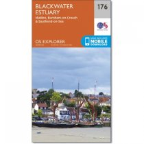 Explorer 176 Blackwater Estuary