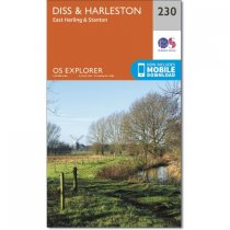 Explorer 230 Diss & Harleston