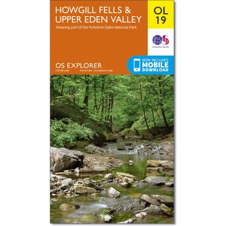 Explorer Active OL 19 Howgill Fells & Upper Eden Valley