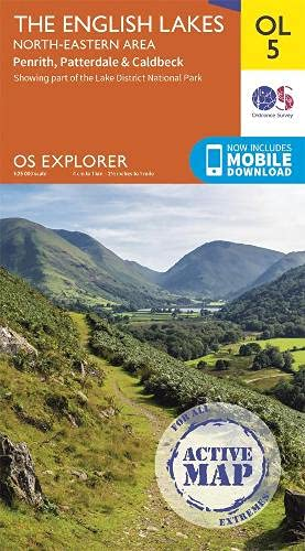 Explorer Active OL 05 English Lakes North East