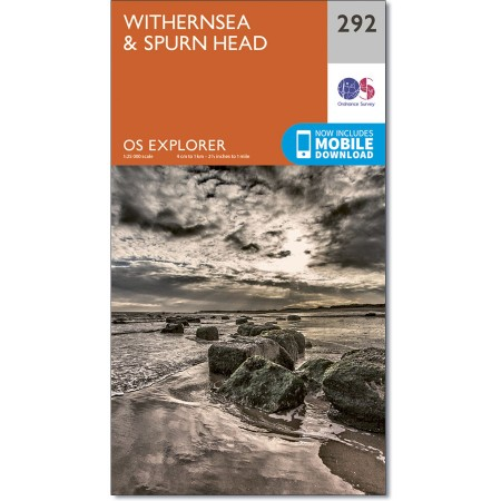 Explorer 292 Withernsea & Spurn Head