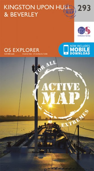 Explorer Active 293 Kingston-upon-Hull & Beverley