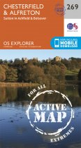Explorer Active 269 Chesterfield & Alfreton