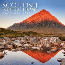 2020 Calendar Scottish Reflections (2 for 6v) (Mar)