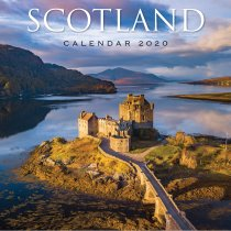 2020 Calendar Scotland (2 for 6v) (Mar)