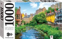 Jigsaw Edinburgh Dean Village 1000pc