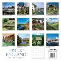2020 Calendar Idyllic England (2 for 6v) (Mar)