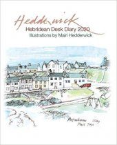 2020 Diary Hebridean Desk  (May)