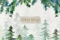 Guest Book: Forest Cabin