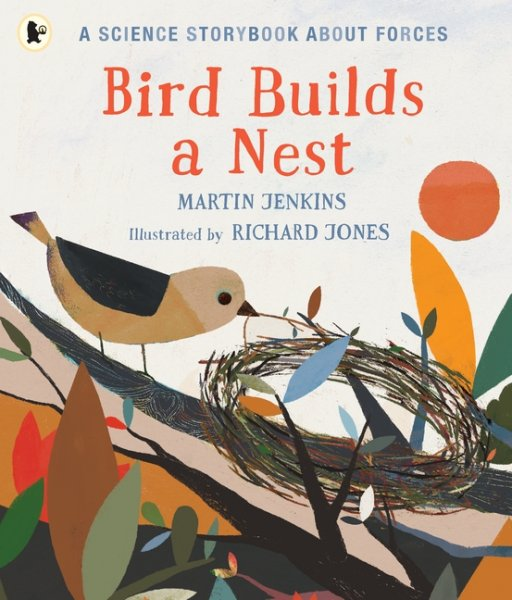 Bird Builds a Nest (Feb)