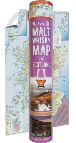Malt Whisky Map of Scotland, The (Feb)
