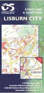 Street Maps Lisburn City