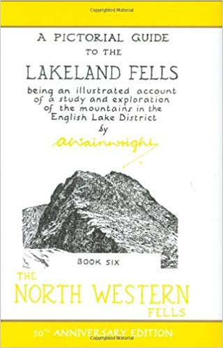 Pictorial Guide to the Lakeland Fells 6: North Western