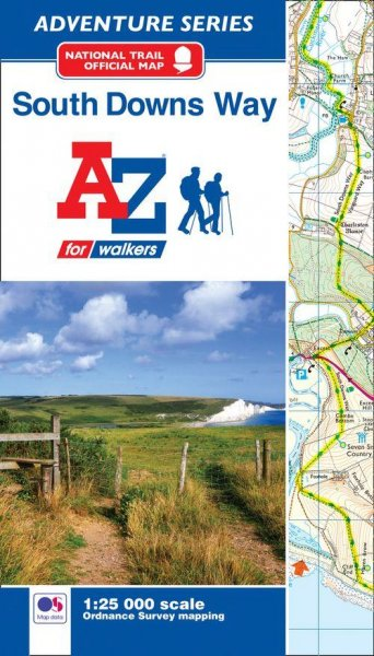 South Downs Way Adventure Atlas