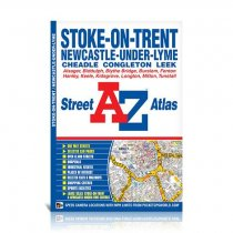 Stoke on Trent Street Street Atlas