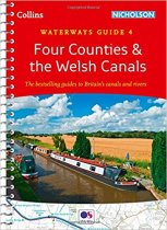 Waterways Guide 4 Four Counties & the Welsh Canals