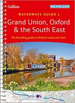 Waterways Guide 1 Grand Union, Oxford & the South East