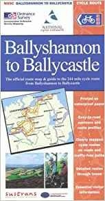 Ballyshannon To Ballycastle Cycle Route Map