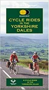 Cycle Touring Map Cycle Rides in Yorkshire Dales