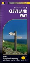 XT40 National Trail Map Cleveland Way