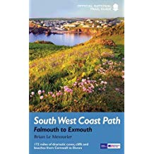 NTG South West Coast Path Falmouth to Exmouth (Mar)
