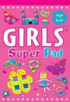 Girls Super Pad (Brown Watson)