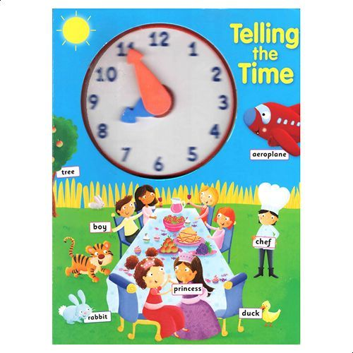 Telling the Time (Brown Watson)