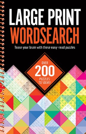 Wordsearch Large Print (Igloo)
