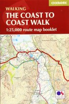 Walking the Coast to Coast Walk Route Map Booklet