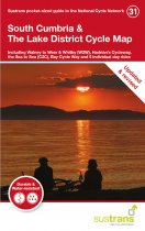 South Cumbria & Lake District Cycle Map 31
