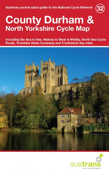 County Durham & North Yorkshire Cycle Map 32