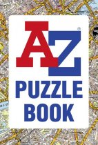 A-Z Puzzle Book (May)