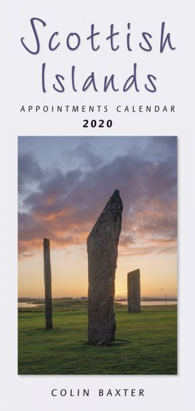 2020 Calendar Scottish Islands Appointments