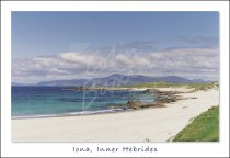 Iona & Ross of Mull Postcard (H Std CB)