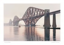 Forth Bridge Print
