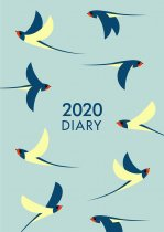 2020 Diary A Flight of Swallows A6 (Sep)