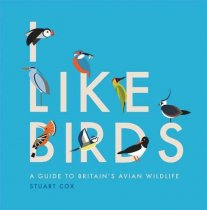 I Like Birds: A Guide to Britain's Avian Wildlife (Aug