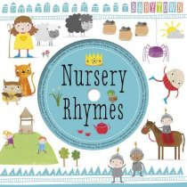 Nursery Rhymes Book & CD