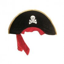 Pirate Hat Adult (RRP £3.50v)