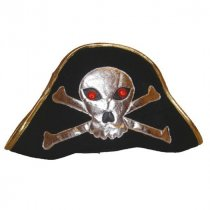 Pirate Hat with Red Eyes (RRP £3.50v)