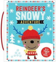 Reindeer's Snowy Adventure Board Book
