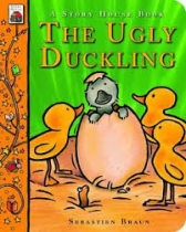 Ugly Duckling Board Book