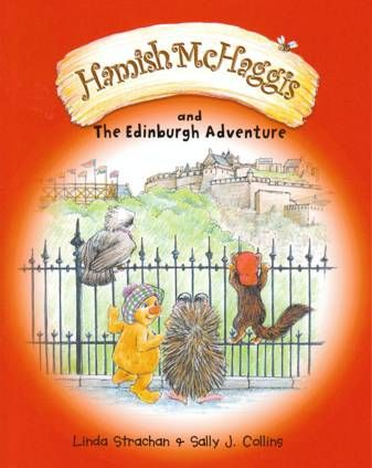 Hamish McHaggis & the Edinburgh Adventure