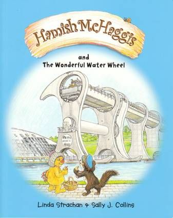 Hamish McHaggis & the Wonderful Water Wheel
