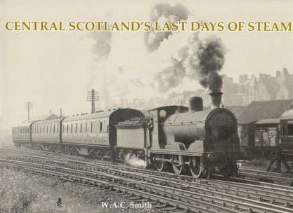 Central Scotland's Last Days of Steam (NovRP)