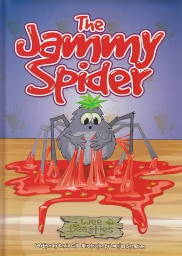 Jammy Spider